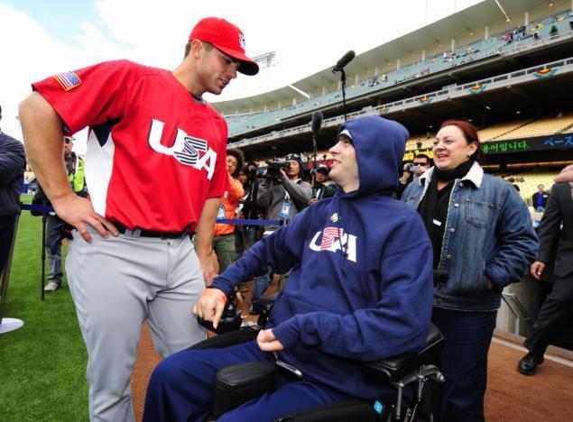 No Guts, No Glory: David Wright and a Wounded Combat Veteran Named Felix