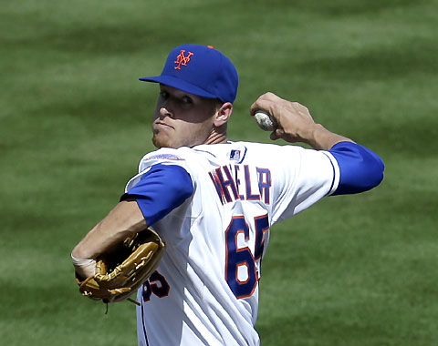 Mets Notes: Wheeler Takes Getting Cut In Stride, Marcum Shows Exceptional Command