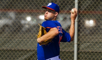 Wheeler has firmly set his sights on a spot in the Mets starting rotation.