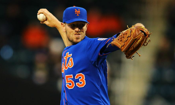 If Zack Wheeler Is In, Then Who's Out?