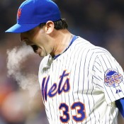 Matt Harvey Has All Star Game On His Mind