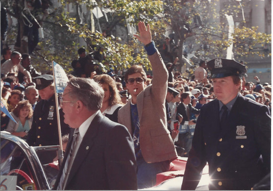 1986 Mets Parade: That's a Roger...