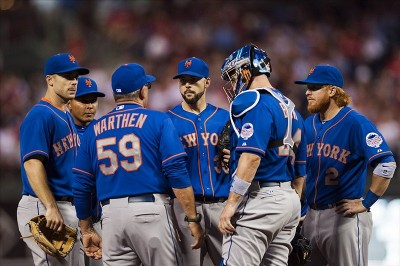 Mets lose to Philly gee