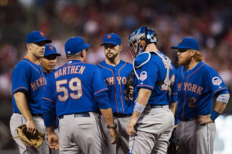Gee Roughed Up In Philly, Mets Fall In 8-3 Pounding