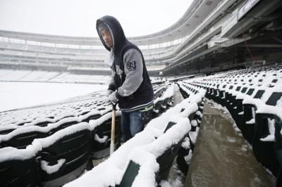 I think we're gonna need a bigger shovel.
