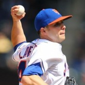 Mets Will Skip Laffey's Turn In Rotation, Will Start Next Week Against Rockies