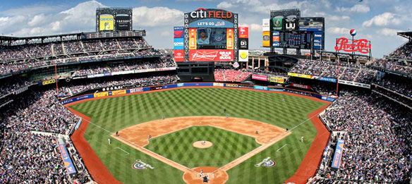 citi field opening day 2013