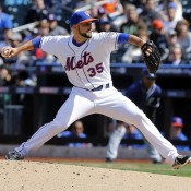 Dillon Gee Is A Hard Luck Loser As Mets Fall To Padres 2-1 In Series Finale