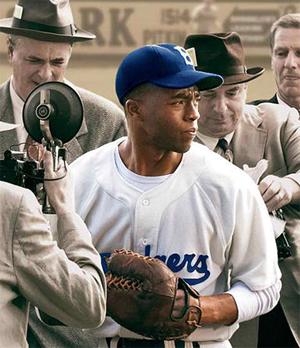 42 – The True Story of an American Legend: Right Movie, Wrong Reason