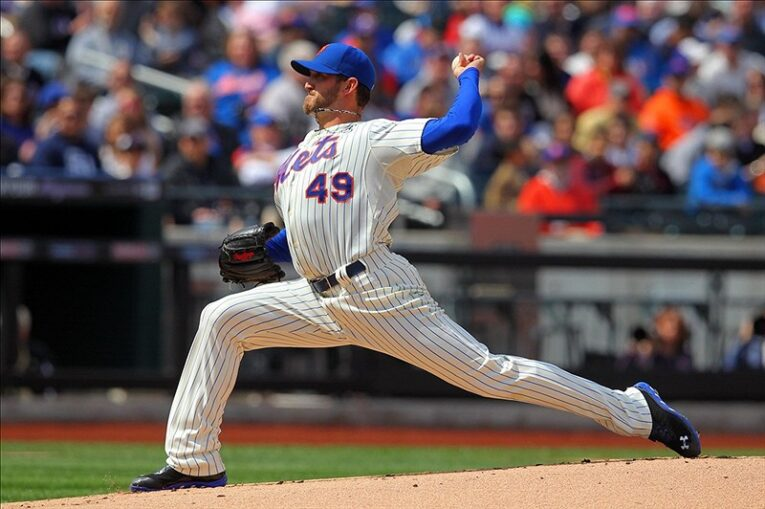 Niese Aces It; Offense Rocks In Mets' Opening Day Rout