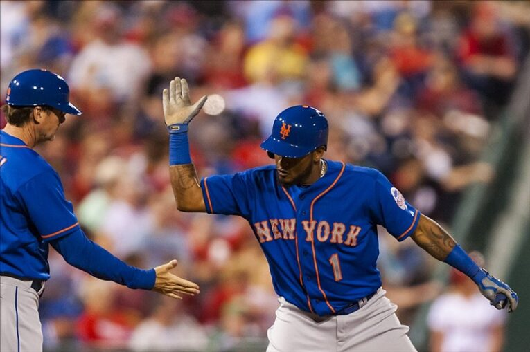 Jordany Valdespin Against Left-Handed Pitching
