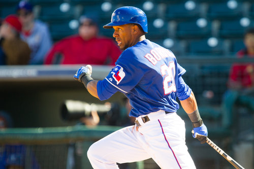 Mets Interested In Rangers Outfielder Julio Borbon