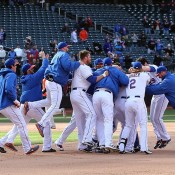 Marlon Byrd Caps Off Wild Mets Walk-Off Win