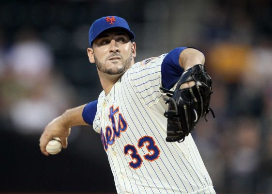 Mets Post Game: Harvey Dazzles In 8-4 Win Over Padres