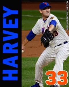 matt harvey 33