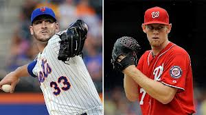 matt harvey stephen strasburg