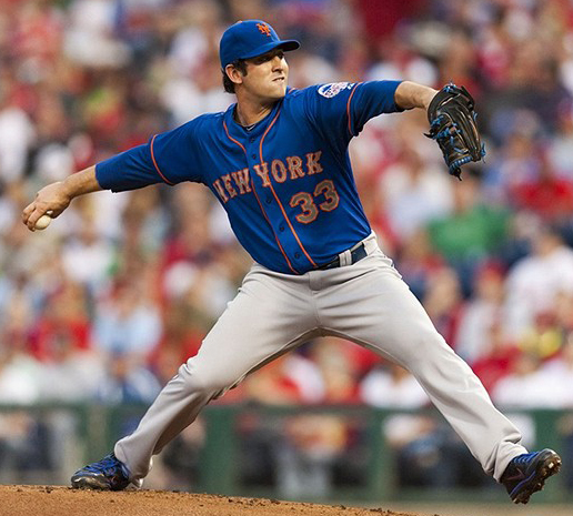 MMO Fan Shot: How Good Can Matt Harvey Be?