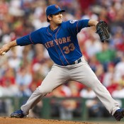 Matt Harvey Named National League Player of the Week