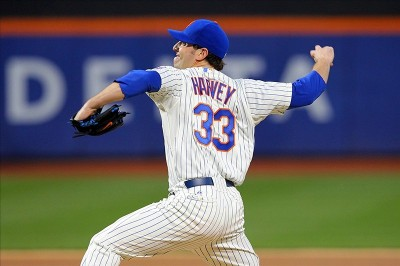 Matt Harvey Will Be Shut Down For The Rest Of 2014
