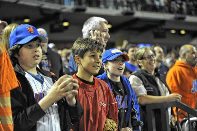 The Youth Movement has Fully Begun at Citi Field