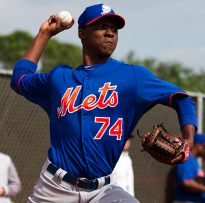 Rafael Montero will have B-Mets fans buzzing.