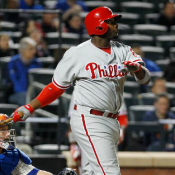 Mets Blanked By Phillies 4-0, Fall Under .500 For First Time This Season