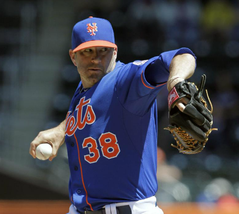 Cubs vs Mets Preview: Marcum Still Searching For First Win, Murphy Back In Two Spot