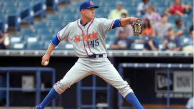 Noah Syndergaard Sizzles With Dominating Ten Strikeout Performance