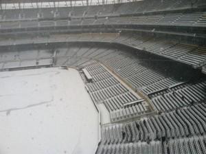target-field-snow