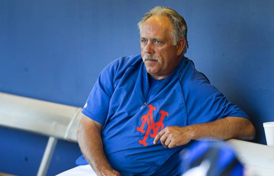 Backman Expected To Remain With Mets