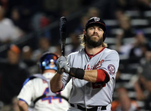 werth strikes out