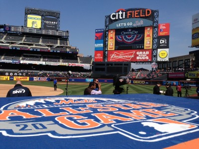 what a view citi field opening day