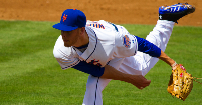 Zack  Wheeler (Photographed by Michael G. Baron)