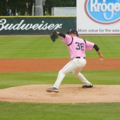 Gsellman Roughed Up, Sand Gnats One-Hit In 11-0 Loss