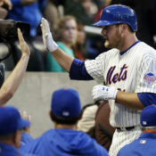 Duda Homers, But Mets Lose To Padres 6-3