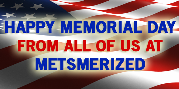 MMO HAPPY MEMORIAL DAY