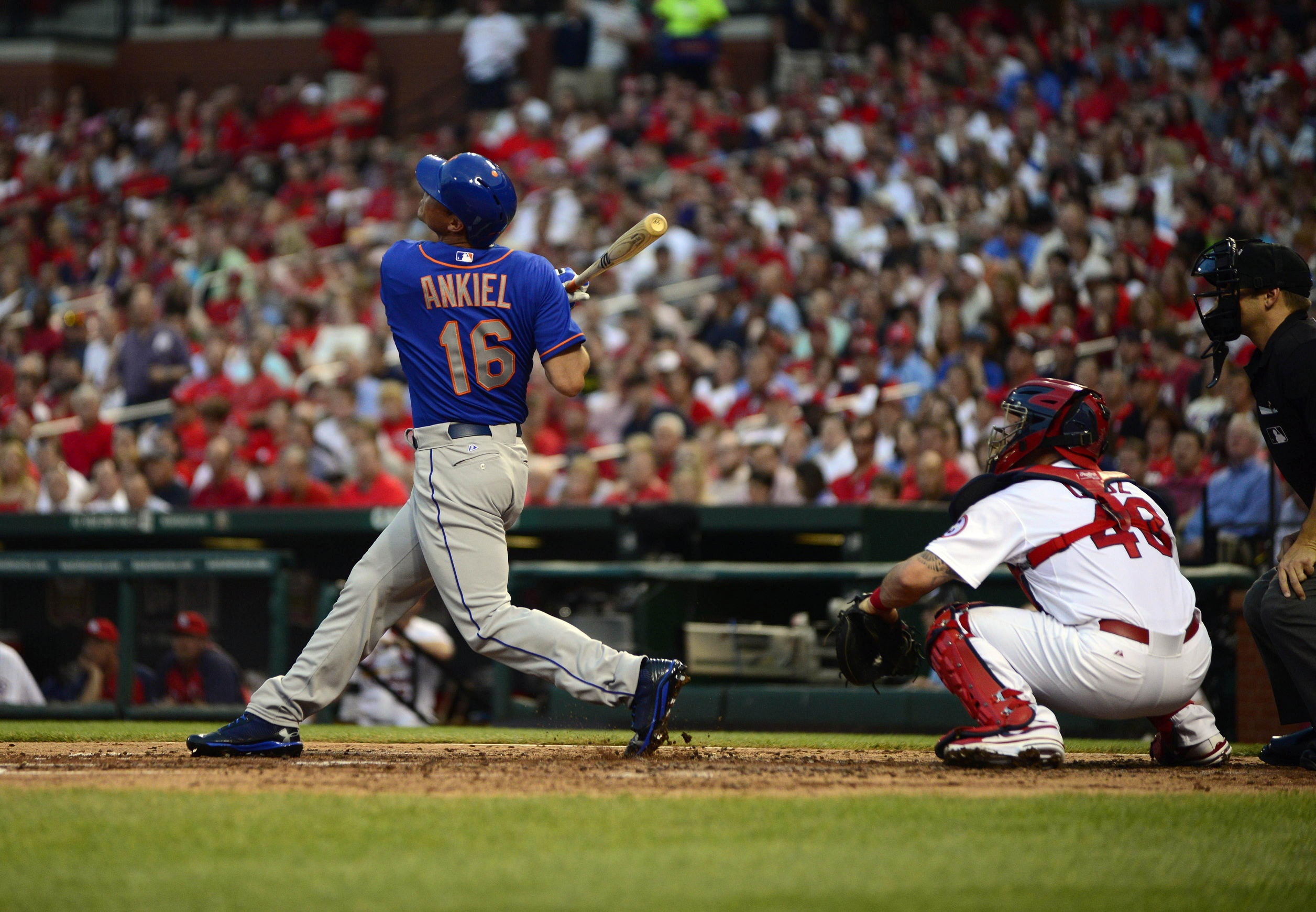 Mets Waste Solid Start By Marcum In 4-2 Loss To Cardinals