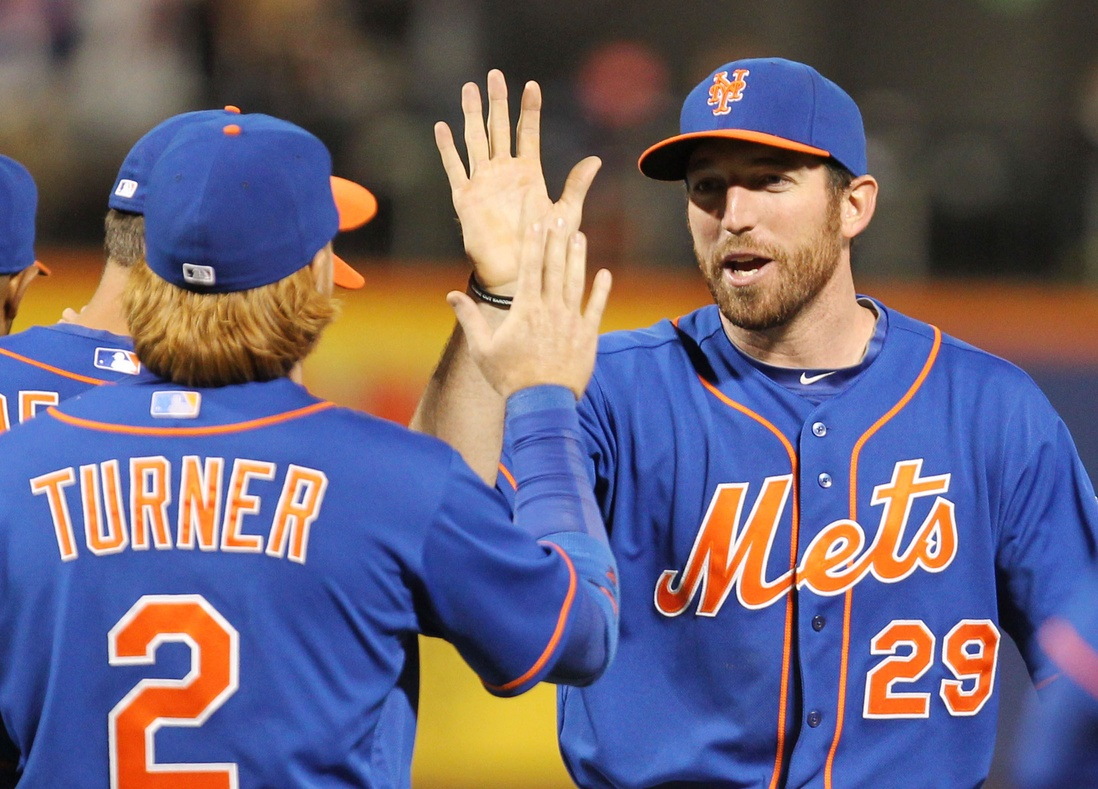 Ike Davis Leads Mets' 4-2 Comeback Victory Over The Braves