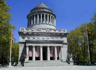 Who is burried in Grant's Tomb