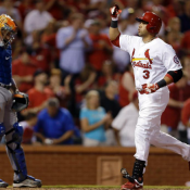 Beltran Leads Cardinals In 10-4 Rout Of The Mets