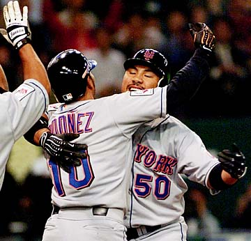 Memorable Mets Moments: Benny Agbayani Slams The Cubs