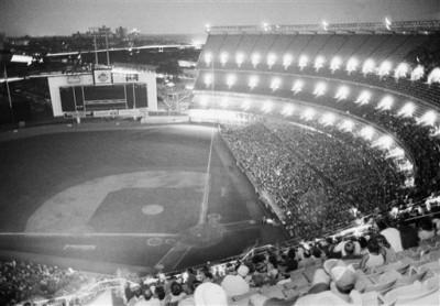 NYC Blackout Shuts Out Shea 1977