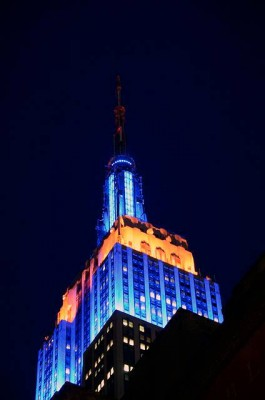 empire state building mets