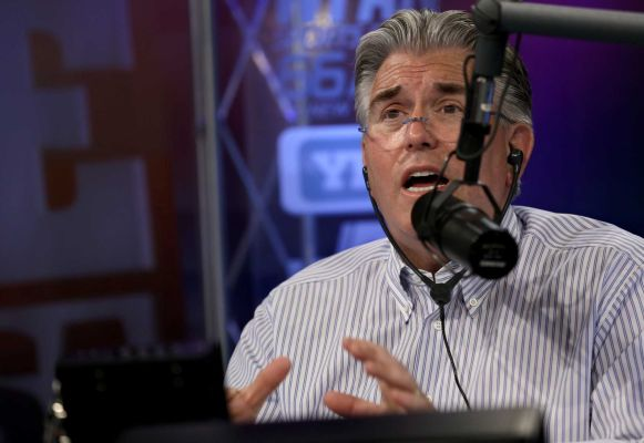 Mike Francesa Goes Off Against The Mets