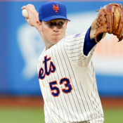 Braves vs Mets: Hefner On Mound, Kirk and Recker In Against Hudson
