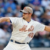 Murphy Drives In Go-Ahead Run In Mets 2-1 Victory Over Yankees