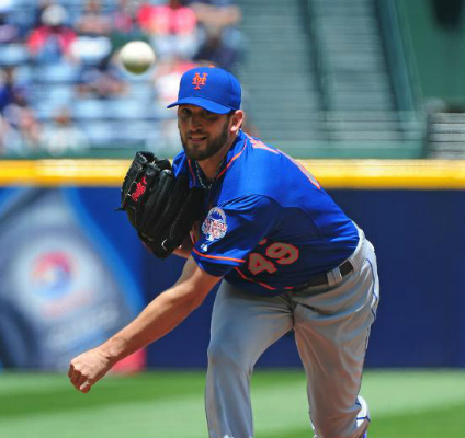 Niese Has Partial Tear In Rotator Cuff
