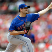Reds vs Mets: Niese On The Mound, Murphy Leading Off, Duda Batting Cleanup