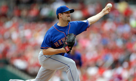Murphy Rips Four Hits, Niese Solid, Mets End Skid With 5-2 Win Over Cards