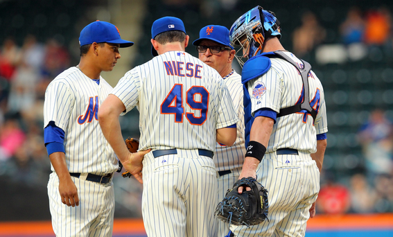 Jon Niese's Wise 2012 Decision